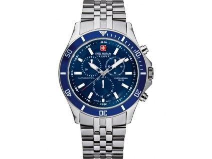 Pánské hodinky Swiss Military Hanowa FLAGSHIP 06-5183.7.04.003