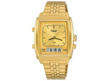 Pánské hodinky Pulsar PBK036X2 Classic Chrono Limited Edition
