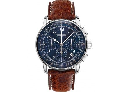 Pánské hodinky Zeppelin 7624-3 Los Angeles LZ126