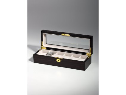 Box na hodinky Rothenschild RS-1087-6E Ebony