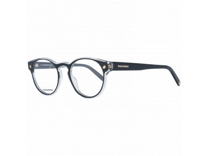 Unisex obroučky Dsquared2  DQ5282 001 50