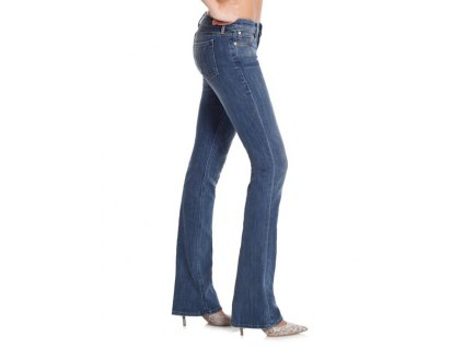 GUESS by Marciano jeans The Over Boot Skinny No.69 Modrá 25