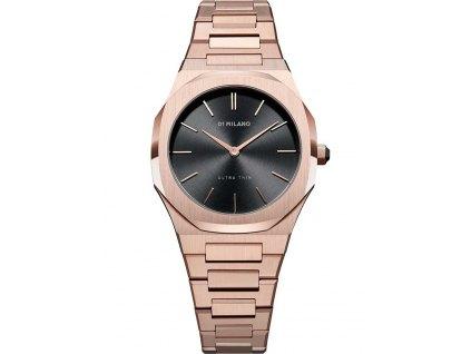Pánské hodinky D1 Milano UTBL06 Rose Night Ultra Thin