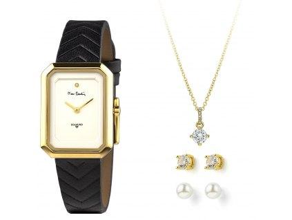 Dámské hodinky Pierre Cardin PCDX8381L20 dárkový set
