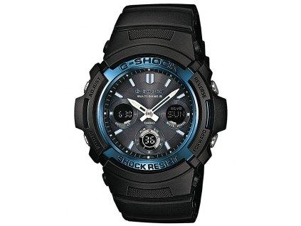 Pánské hodinky CASIO AWG-M100A-1AER G-SHOCK Radio Controlled