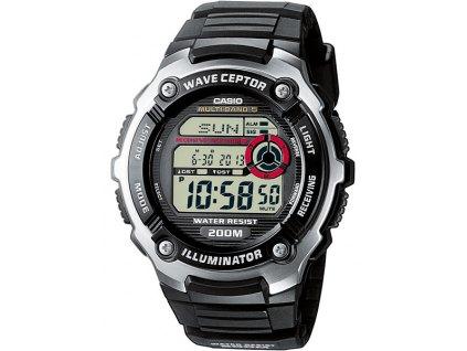 Pánské hodinky CASIO WV-200E-1AVEF Radio Controlled