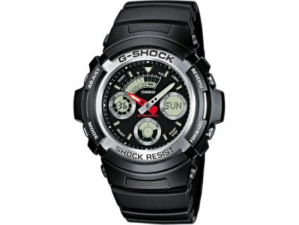 Pánské hodinky CASIO AW-590-1AER G-SHOCK