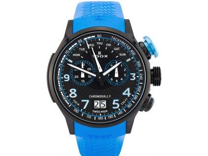 Pánské hodinky Edox 38001-TINNBU3-NIBU3 Chronorally