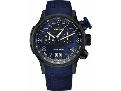 Pánské hodinky Edox 38001-TINNBUF3-BUF3 Chronorally