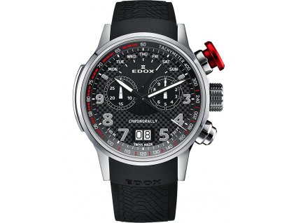 Pánské hodinky Edox 38001-TIN-NRO3 Chronorally