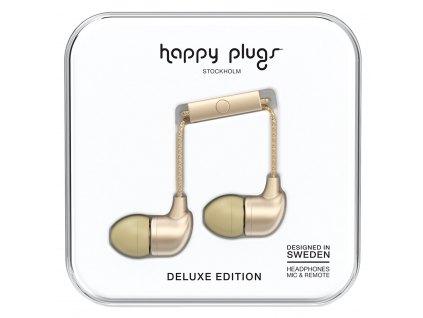 Sluchátka Happy Plugs Electronics 7832 Ear-In deluxe edition