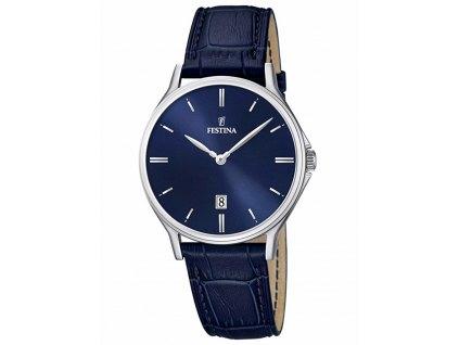 Pánské hodinky Festina F16745/3 classic