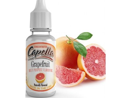 77451 1 prichut capella 13ml grapefruit grep
