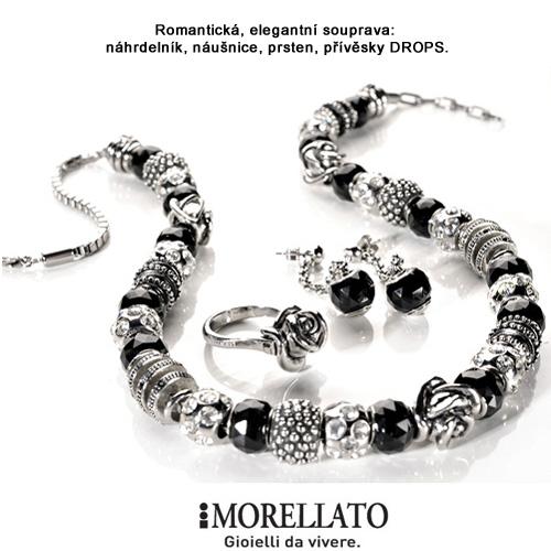 Přívěsek Morellato Drops Alphabet CZL4