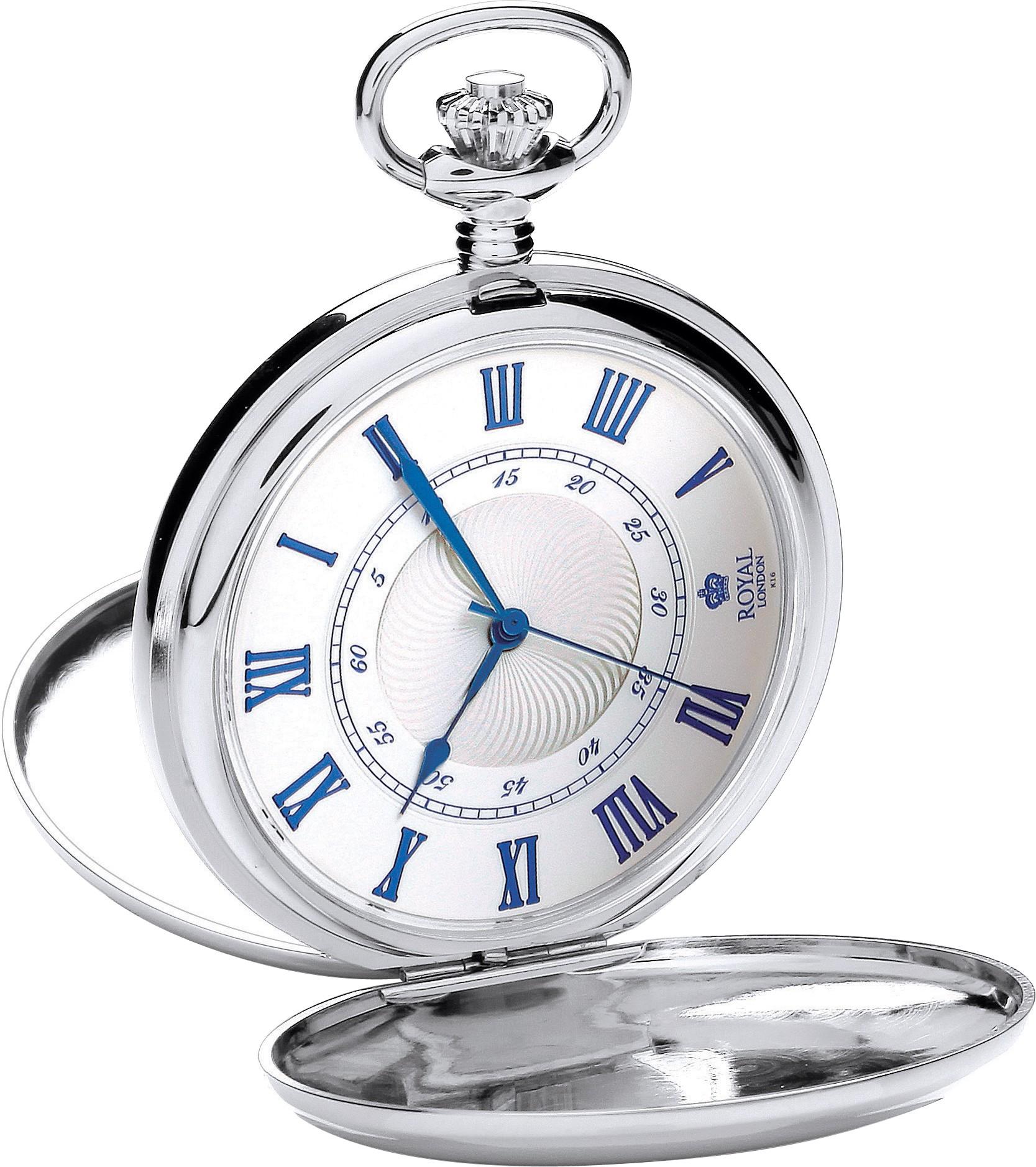 Pánské Kapesní hodinky 90050-01 Royal London