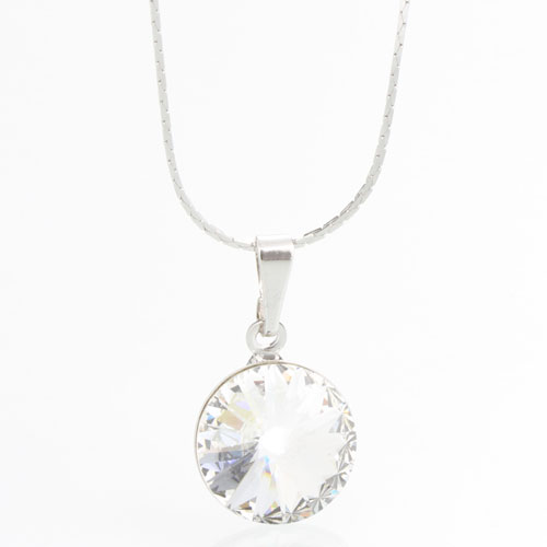 Náhrdelník s krystalem Swarovski Rivoli 12 Crystal