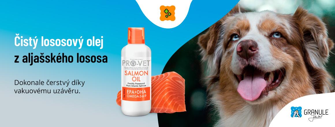 PRO-VET Lososový olej