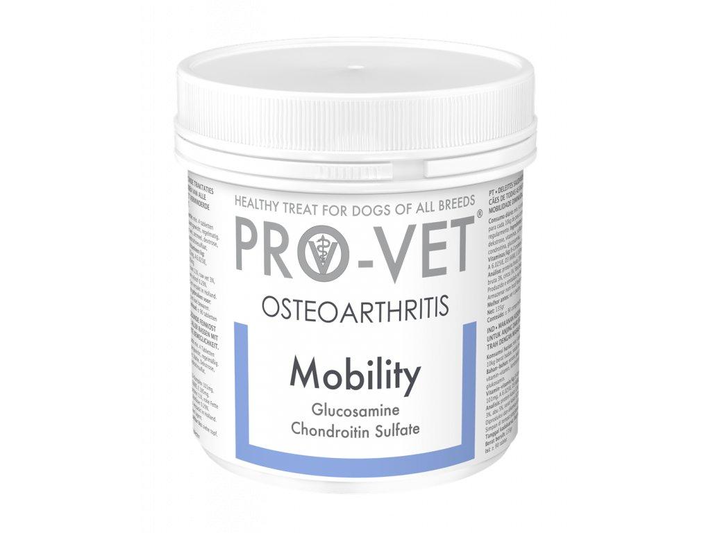 Pastilky pro psy PRO-VET Mobility 135 g