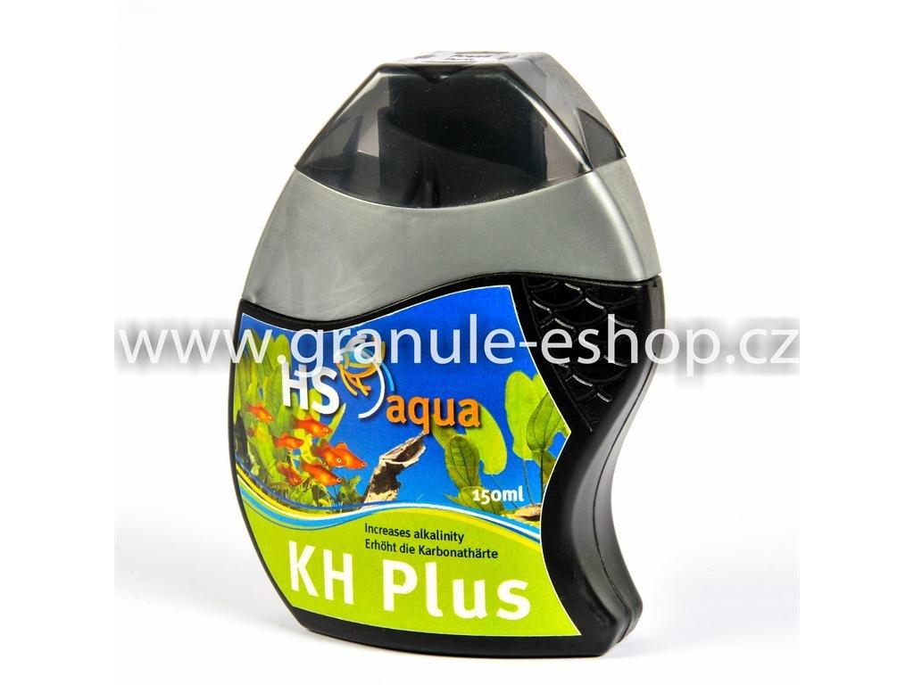 Přípravek na úpravu vody v akváriích - HS aqua KH plus 150 ml