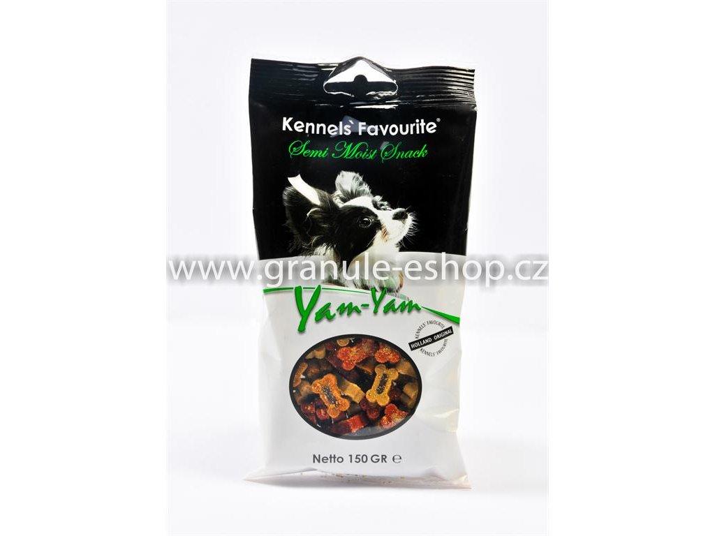 Pamlsky pro psy - Kennels' Favourite Yam-Yam Petite trainer 150 g