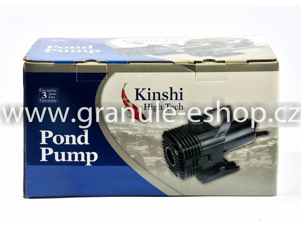 Čerpadlo do jezírek a bazénů - KINSHI Pond Pump 6000