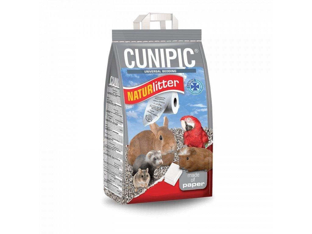 Podestýlka pro hlodavce a ptáky - CUNIPIC 25 l