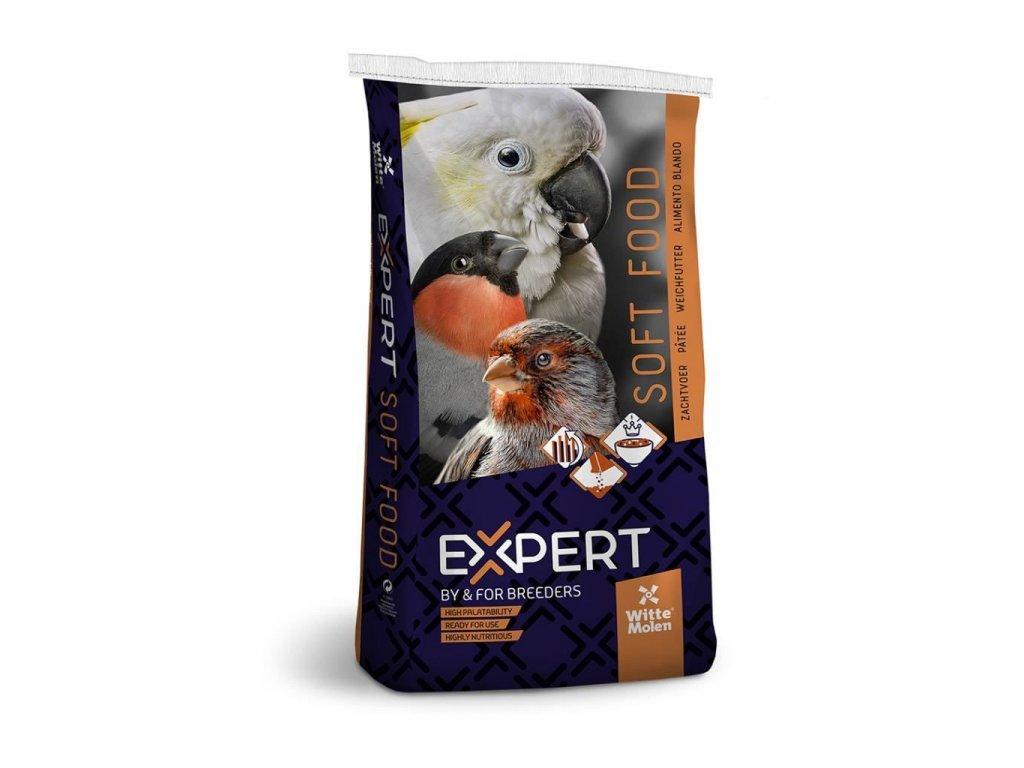 Krmení pro ptáky s hmyzem Witte Molen Universal food original 10 Kg