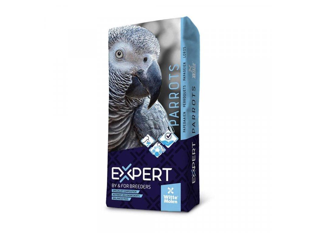 Krmení pro papoušky Witte Molen Expert 15 Kg