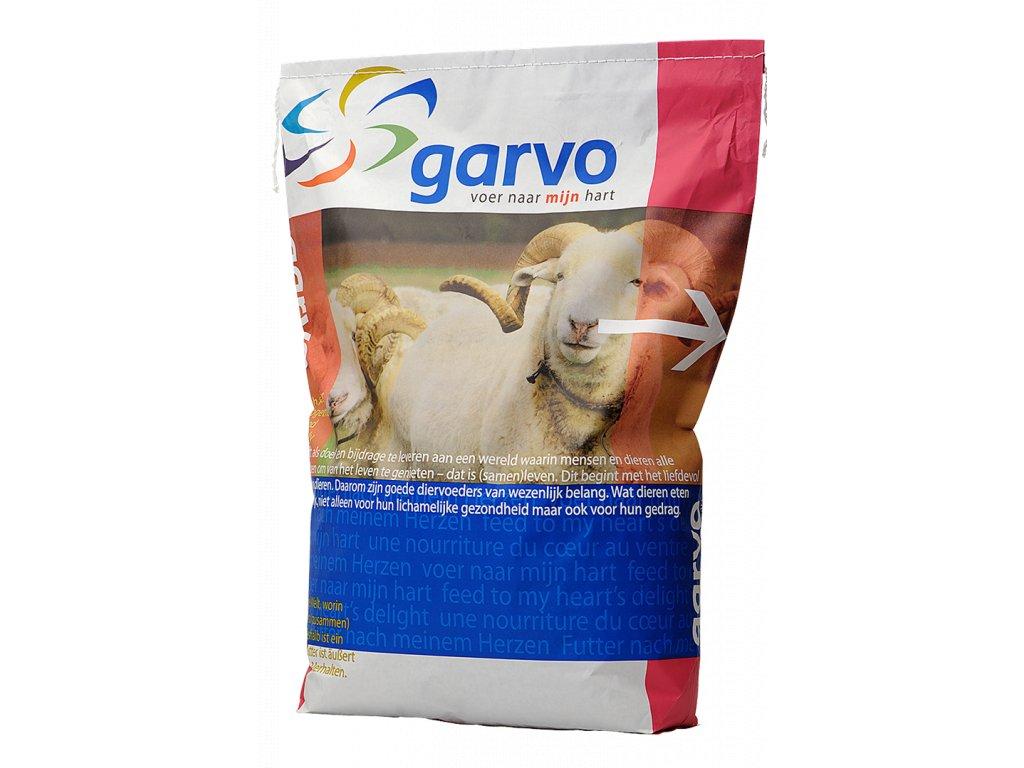 Krmivo pro ovce s oreganem - GARVO - pelety 20 Kg