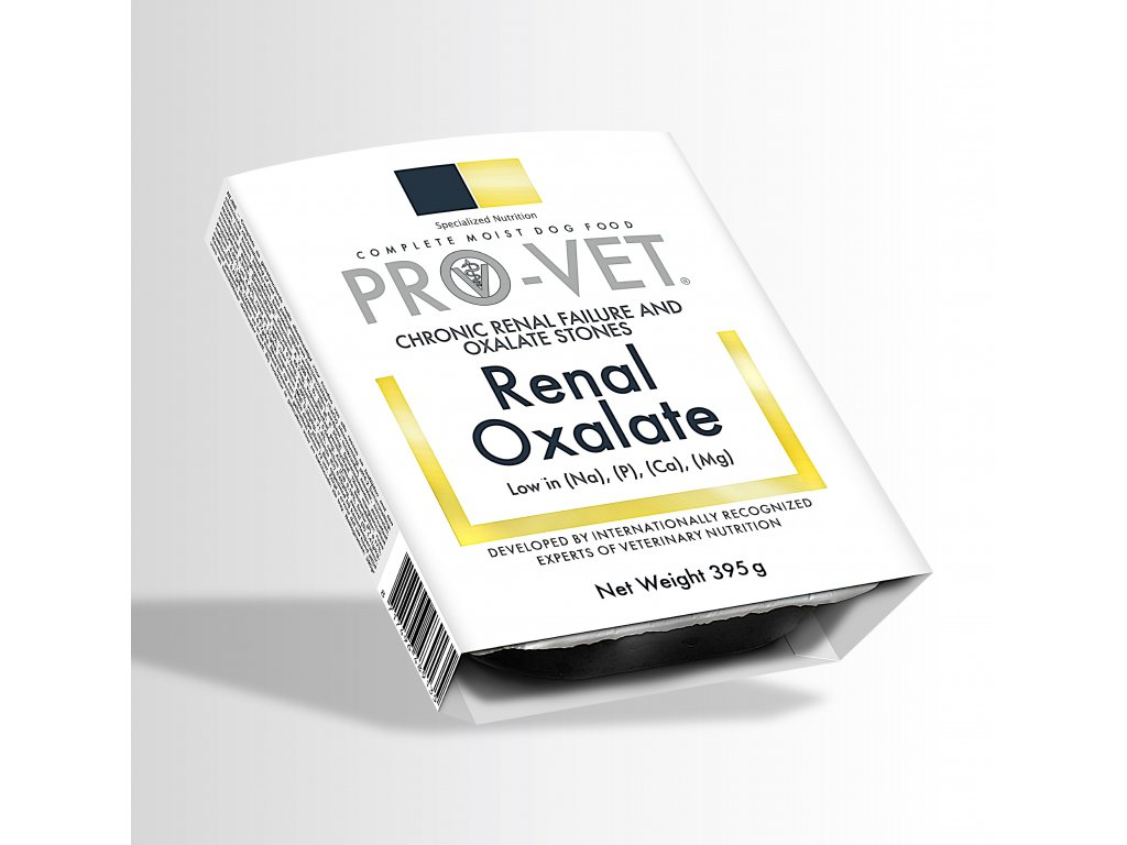 renal oxalate vanička