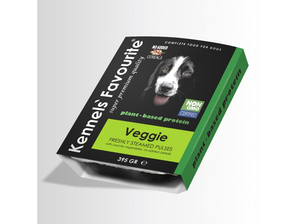 Kennels' Favourite 395gr Veggie
