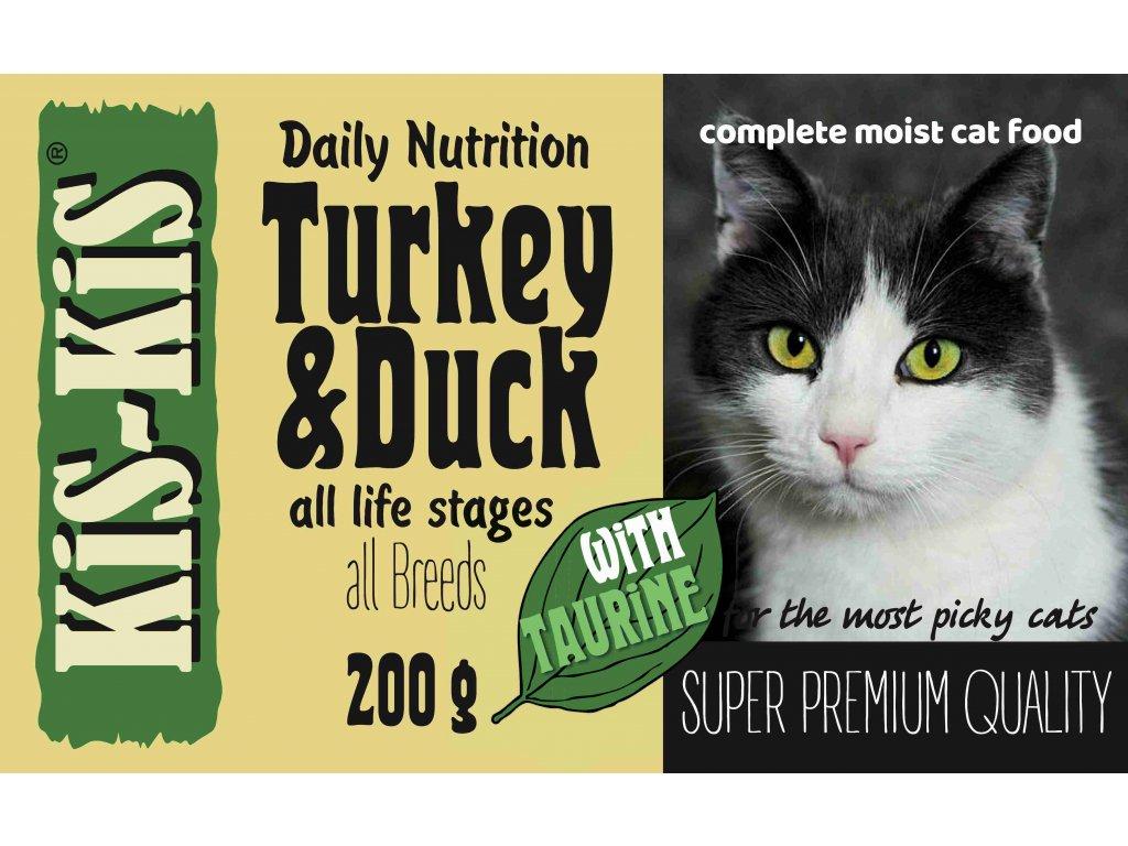 turkey&duck