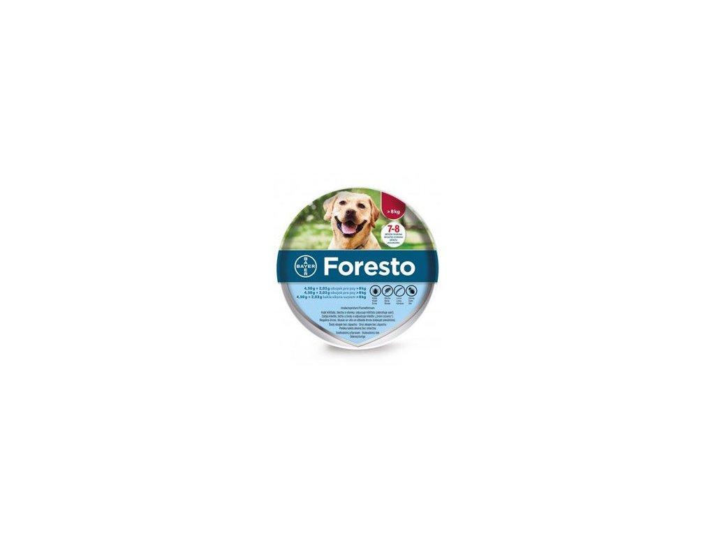 Foresto 70 obojek pro psy  antiparazitní obojek pro psy