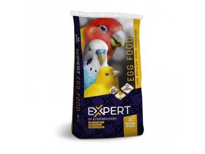 Vaječná směs vlhká pro velké papoušky Witte Molen 10 Kg
