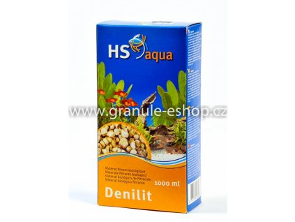 Náhradní náplň pro vnější filtr do akvária - HS aqua Denilit