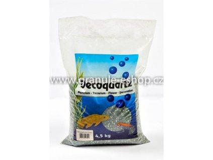 Dekorativní písek univerzální - HS aqua zelený mix 4,5 Kg