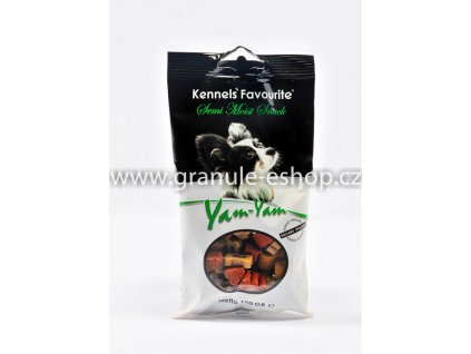Pamlsky pro psy - Kennels' Favourite Yam-Yam Medley mix 150 g