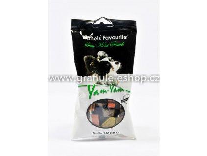Pamlsky pro psy - Kennels' Favourite Yam-Yam Tutty frutty 150 g