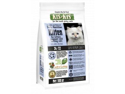 Granule pro koťata KiS-KiS Kitten 500 g