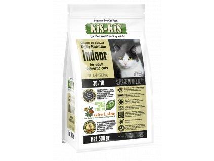 Granule pro kočky KiS-KiS Indoor 500 g