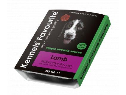 masova pochoutka pro psy kennels favourite jehneci 395 g 1