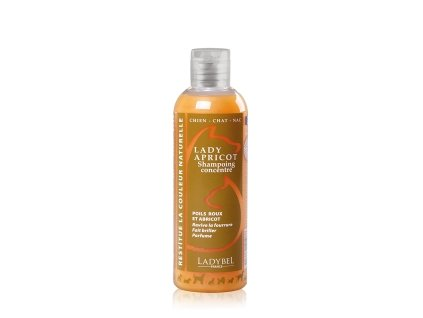 shampoing lady apricot
