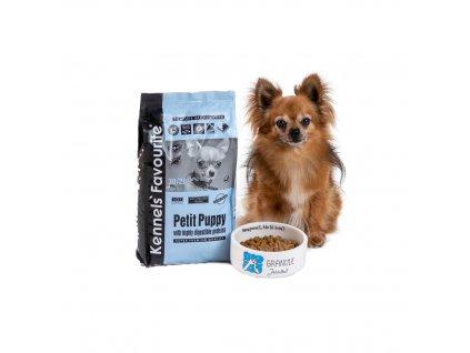 Granule pro psy - Kennels' Favourite Petite Puppy 2 Kg