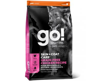 Grain Free Skin&Coat Chicken