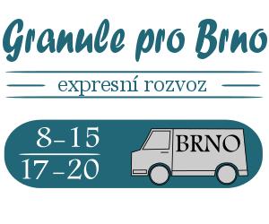 Granule pro Brno
