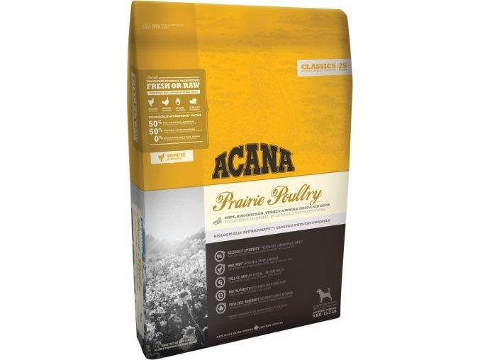 Acana Dog Prairie Poultry Classics 17kg