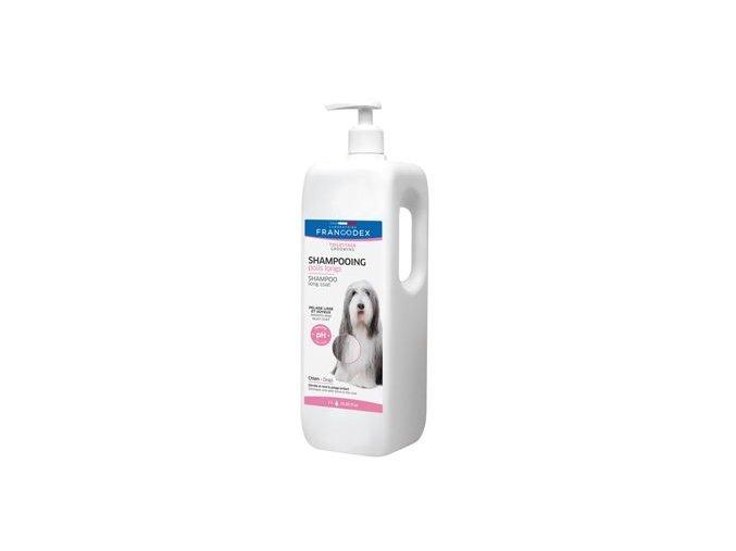 Francodex Šampon dlouhá srst pes 1L