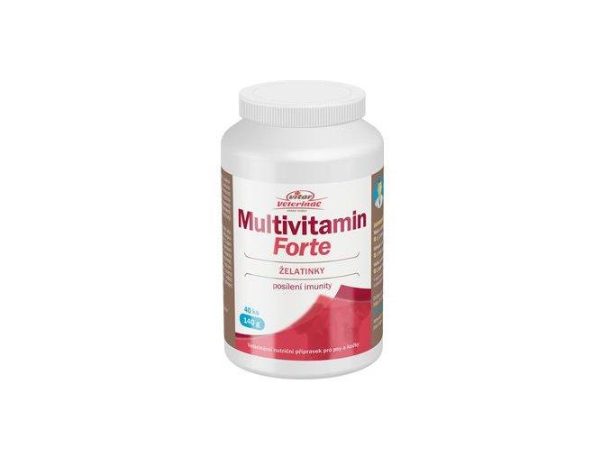 VITAR Veterinae Multivitamin Forte 40ks želé