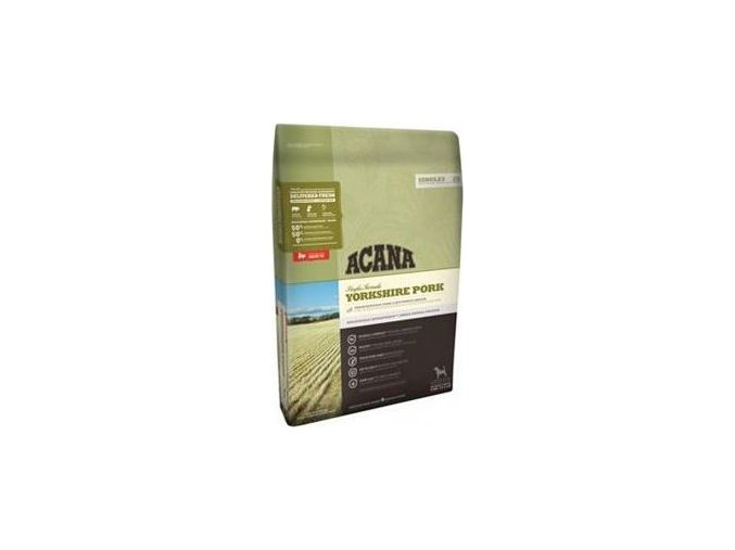 Acana Dog Yorkshire Pork Singles 11,4kg