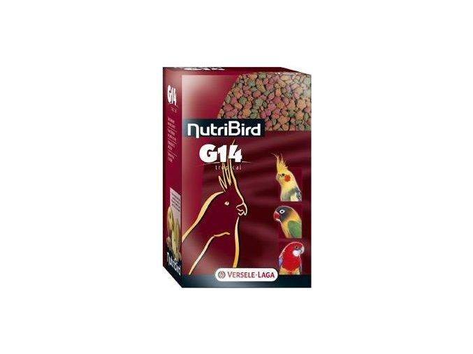 VL Nutribird G14 Tropical pro papoušky 1kg